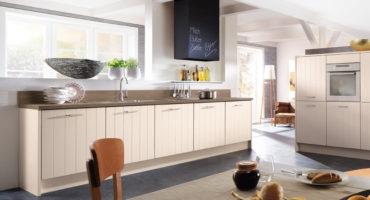 Tendance : une cuisine design sans meuble haut